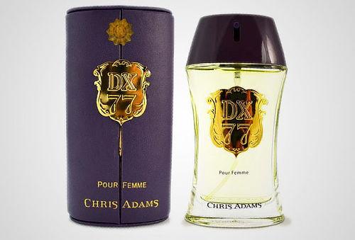 Perfume Chris Adams DX77 Woman 80ml - 50%