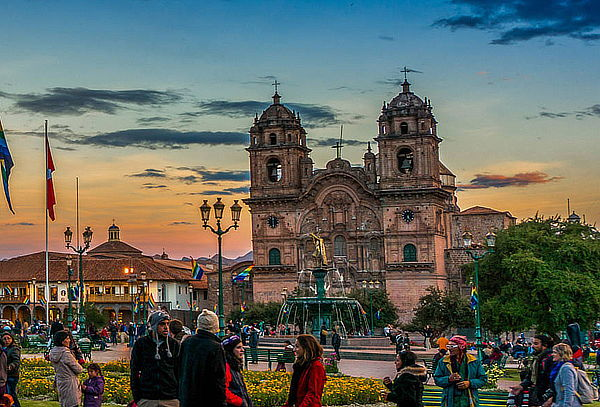 Tour Panorámico en Cusco