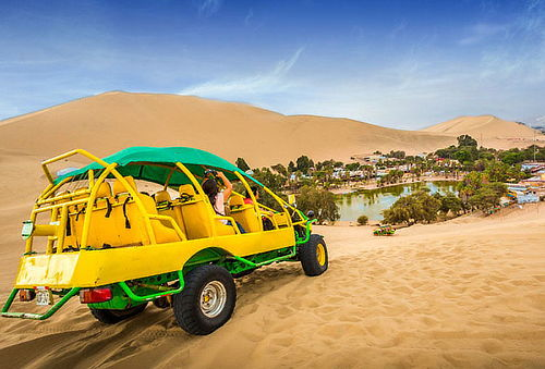 Full Day Paracas - Ica - Chincha - Janet Travel