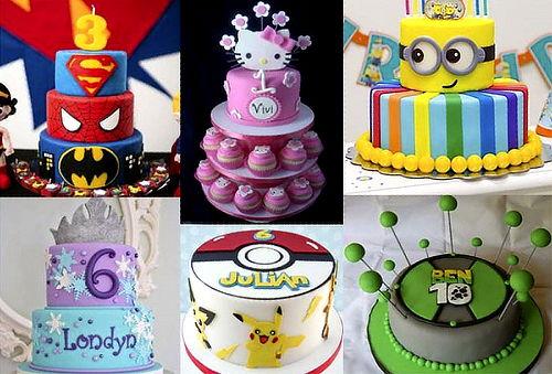 ¡Torta para 15 + 24 Cupcakes + 200 Bocaditos + Delivery