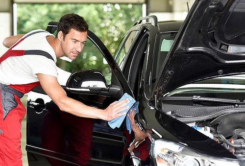Lavado Premium de Auto en San Luis 73%