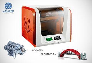 ¡La Impresión 3D Nunca Estuvo tan Cerca! Impresora 3D