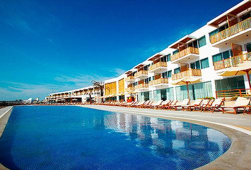 Paracas para 2 con Vista al Mar en Hotel San Agustín