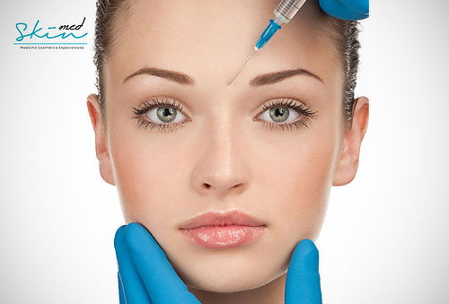 Aplicación de Toxina Botulínica y Más - Skin Med