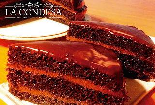 ¡Delicioso! Torta de Chocolate, 60% Puro Cacao