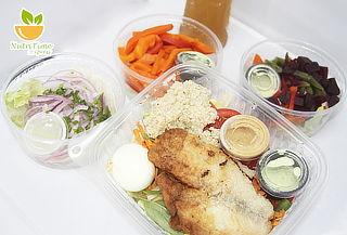Almuerzo Dietético para 1 MES + Plan Nutricional + Delivery