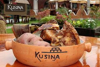 ¡Exquisito! Almuerzo para DOS en Kusina