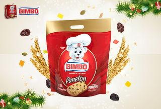 ¡Disfruta esta Navidad! Pack de 3 o 6 Panetones BIMBO®