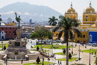 ¡Año Nuevo Trujillo! 2D/1N Alojamiento,Tours y Desayuno