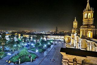 ¡Año Nuevo en Arequipa! 4D/3N: 2 Noches Arequipa + 1 Colca