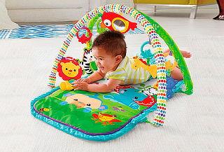 Gimnasio Musical para Bebés 3 en 1 Fisher Price