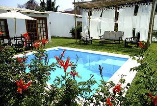 Villa Loka Bungalows Cieneguilla para 02 con Piscina Privada