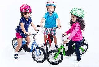 Bicicleta de Equilibrio para Niños + Envío Gratis