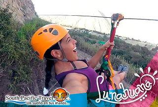 ¡Full Day Aventurero! Visita Lunahuaná - Cerro Azul y Más