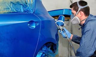 Planchado y Pintura para Autos y Camionetas Tintari