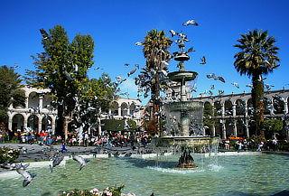 ¡Ciudad Blanca! 4D/3N en Arequipa Valido para Feriados