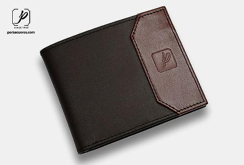 Billetera de Caballero Única y Elegante ¡El Regalo Perfecto!