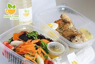 Almuerzo Dietético o Ejecutivo + Plan Nutricional + Delivery