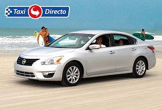 ¡Viaja Seguro! A TODAS las Playas del Sur con Taxi Directo