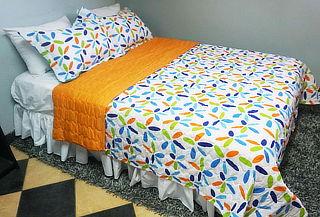 Cobertores Quilts para el Verano - Arlin Textil