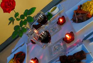 ¡Cena Romántica para 02 en Blue Star Hotel!