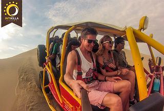 ¡Full Day Extremo! Visita Islas Ballestas, Huacachina y Más