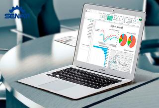 Microsoft Excel con Opción a doble Certificación en SENATI