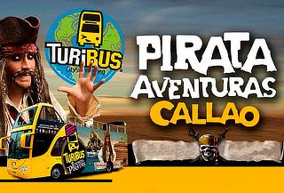 Tour de Verano Tesoros y Piratas - Turibus