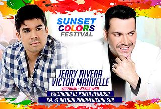 ¡No Pares de Bailar!Jerry Rivera & Victor Manuel y Mucho Más