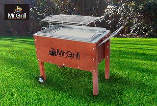 ¡Exquisito! Caja China Mixta Premium Mr. Grill® + Parrilla