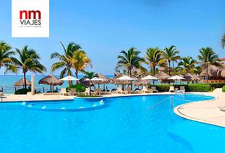 Riviera Maya 4D/3N para DOS Vuelo+Traslados+ Hotel NM Viajes
