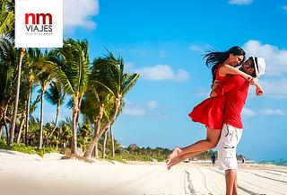 Riviera Maya 4D/3N para DOS Vuelo+Traslados+Hotel -NM Viajes