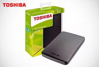 Toshiba Disco Duro Externo 1TB