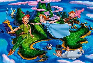 """¡Vamos al Teatro! Obra Teatral: """"Peter Pan"""""""