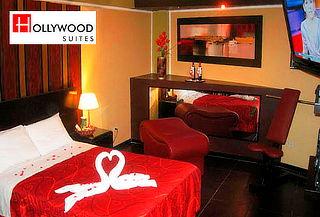 ¡Noche de Pasión en Pareja! - Hollywood Suites San Miguel
