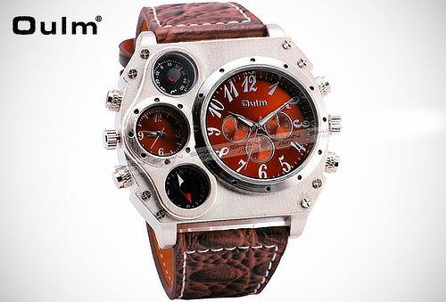 Reloj Deportivo para Hombre OULM Modelos Variados
