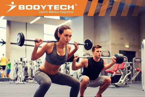 Bodytech Membresía 1 o 3 Meses - Todas las Sedes