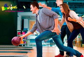 1 Hora Bowling para 6 Personas - AL BOWLING de Primavera