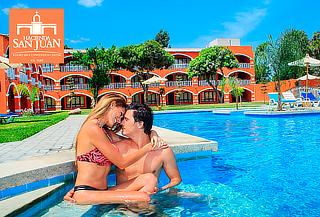 ¡Ica de Lujo para 02! Hacienda San Juan Resort