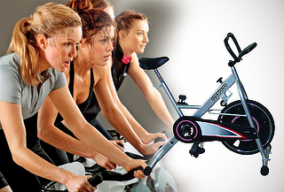 Bicicleta de Spinning Gym Master GM98465 Ploma