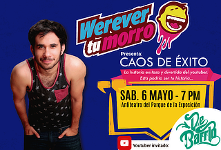 ¡Caos de Éxito! WEREVERTUMORRO Tour 2017