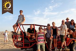 ¡Full Day Extremo! Visita Islas Ballestas + Huacachina y Más