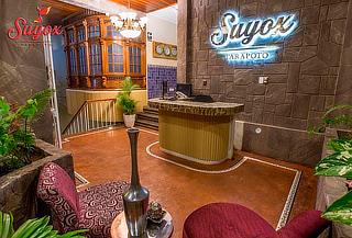 ¡Tarapoto para 02, 03, 04 ó 05! Elegante Suyox Hotel