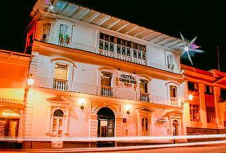 ¡Vive Cajamarca! Noche para 2 y Más en Hotel Casablanca