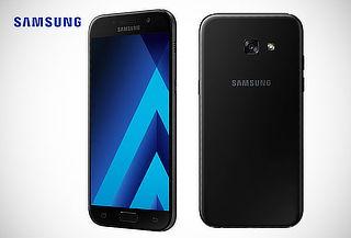 "¡Resistente! Samsung Galaxy A5 2017, 5.2"", Android 6.0"