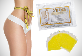 ¡Adelgaza Facilmente! Parches Adelgazantes Slim Patch