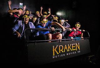 Entretenimiento al Máximo en Simulador 12D en Kraken
