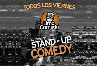 "¡Vamos a Divertirnos! Show ""Lima Comedy"" en Jazz Zone"