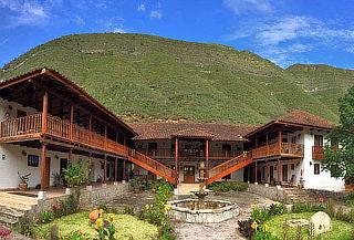 ¡Chachapoyas para 2! 4D/3N Casa Hacienda Achamaqui y Más