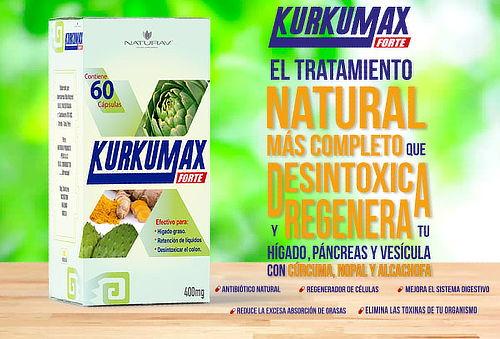Kurkumax - Lo Mejor para tu Bienestar
